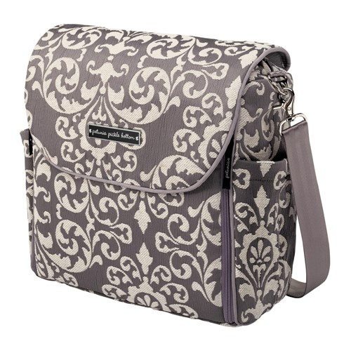 Сумка для коляски Petunia Boxy Backpack: Earl Grey - фото 20559