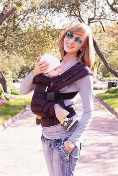 Слинг-рюкзак Karaush Adel Black Coffee (чер)